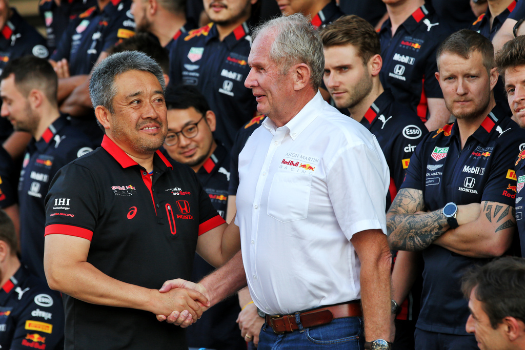 F1 | Honda e Red Bull: meeting in settimana