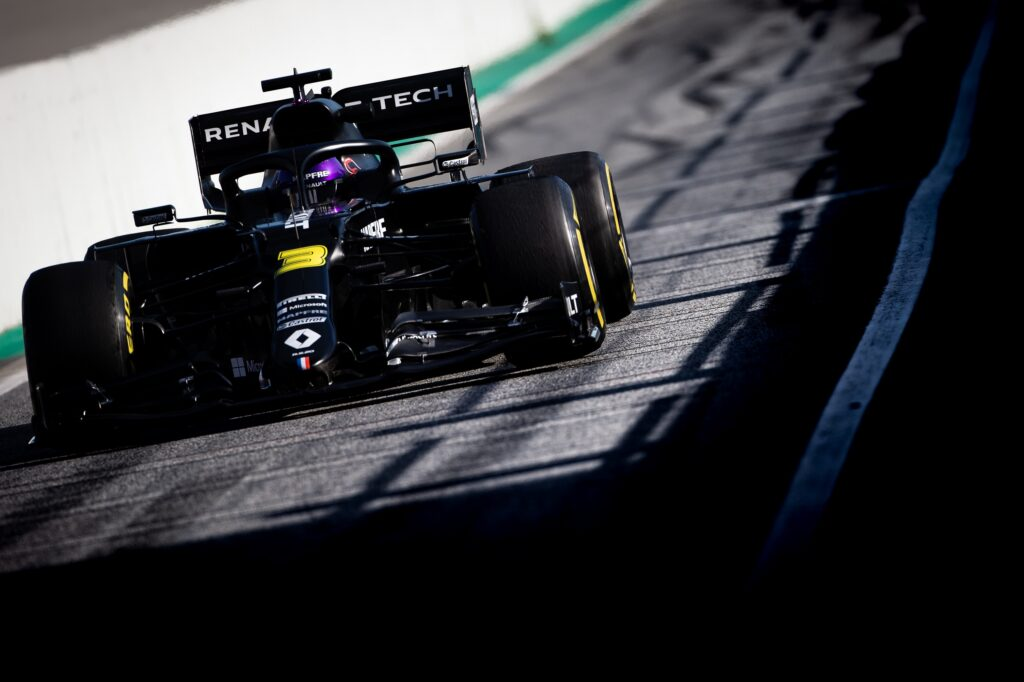 "F1 | Test Renault a Zeltweg, Abiteboul: ""Marko mi ha anche mandato dei messaggi"""