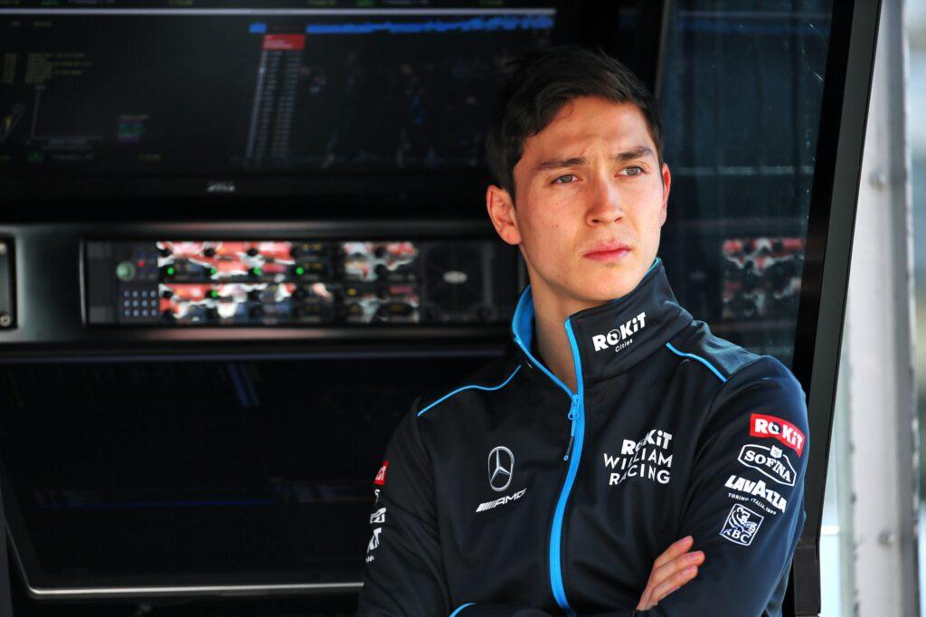 F1 | Williams, Jack Aitken in pista nelle libere del GP della Stiria
