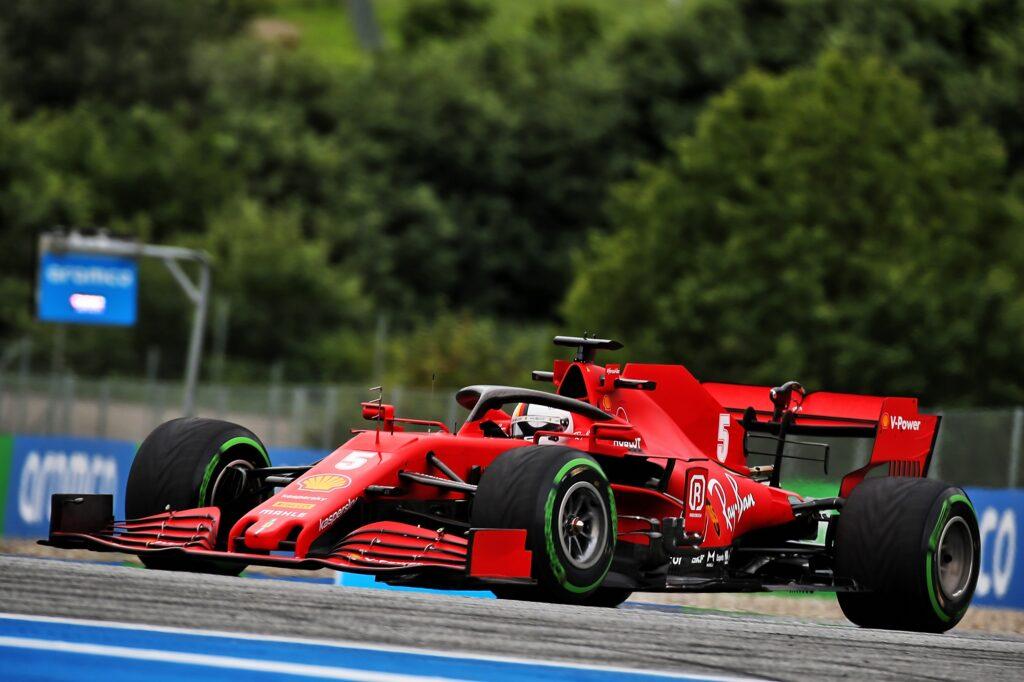 F1 | GP Stiria, assegnato un set aggiuntivo di gomme intermedie per tutti