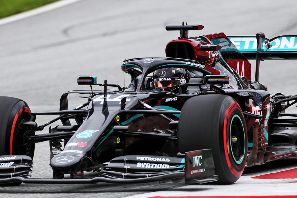 Formula 1 | GP d'Austria, nelle prime libere volano le Mercedes