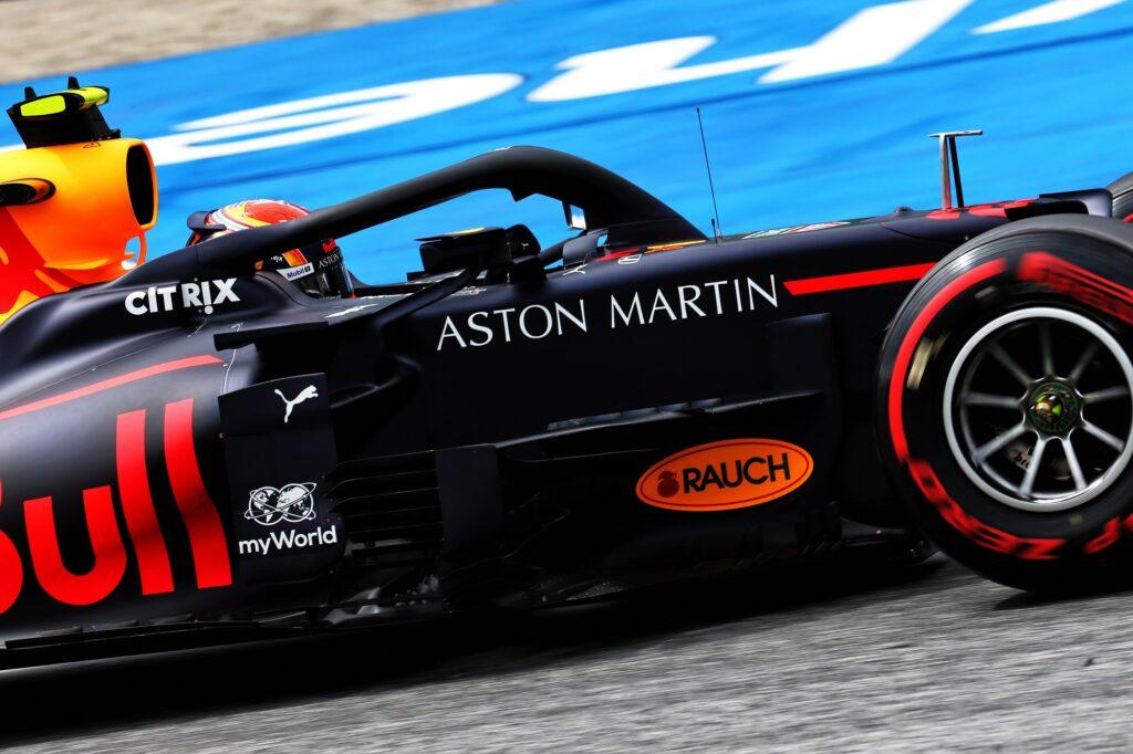 F1   Red Bull, Albon in difficoltà nel venerdì di Zeltweg
