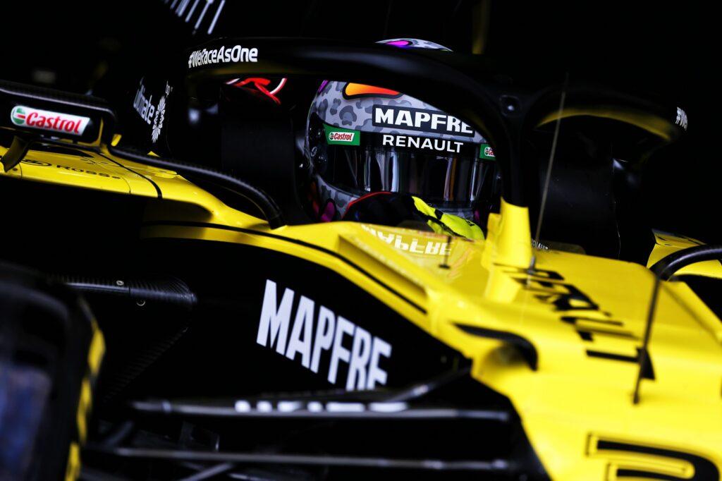 """F1   Renault, Ricciardo soddisfatto: """"La vettura si è comportata molto bene"""""""