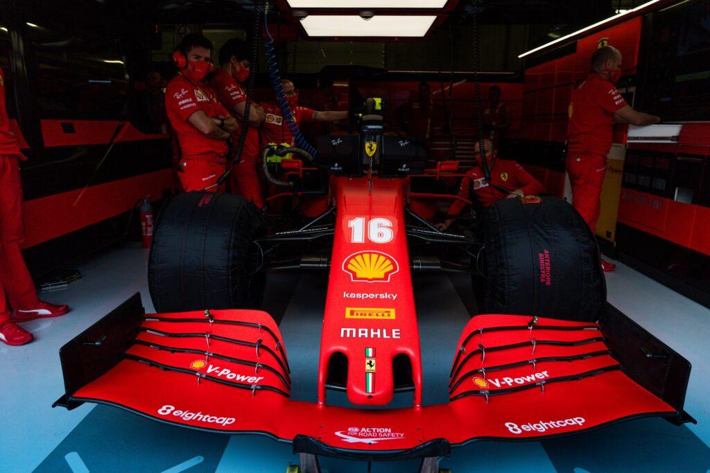 F1 | Ferrari, arrivati gli aggiornamenti previsti per il GP di Stiria