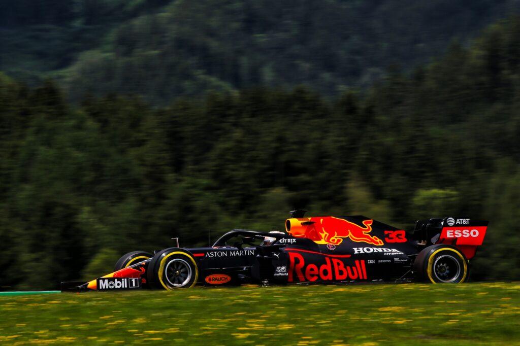 F1 | Red Bull, Verstappen sarà l'unico a partire con le medie tra i primi dieci