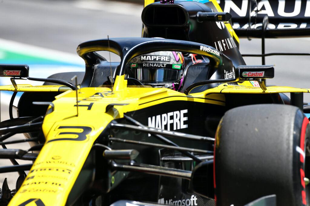 """F1   Renault, Daniel Ricciardo: """"Gara sorprendente, che peccato ritirarsi!"""""""