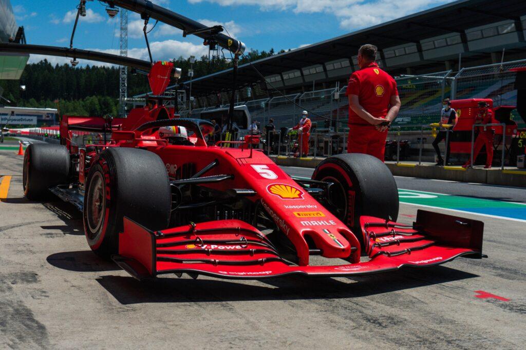 F1   Ferrari annuncia l'anticipo di alcuni aggiornamenti per il GP della Stiria