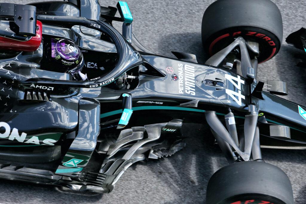 """F1   Mercedes, Lewis Hamilton: """"L'unità è la nostra forza, e lo dimostreremo anche domani in gara"""""""