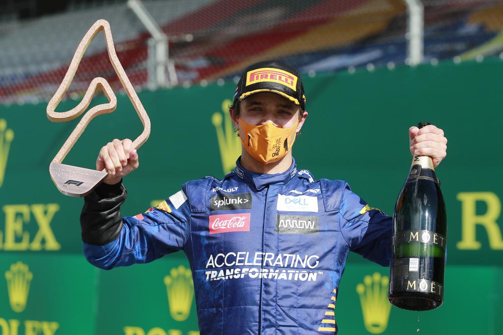 "F1 | Norris: ""Sono senza parole"""