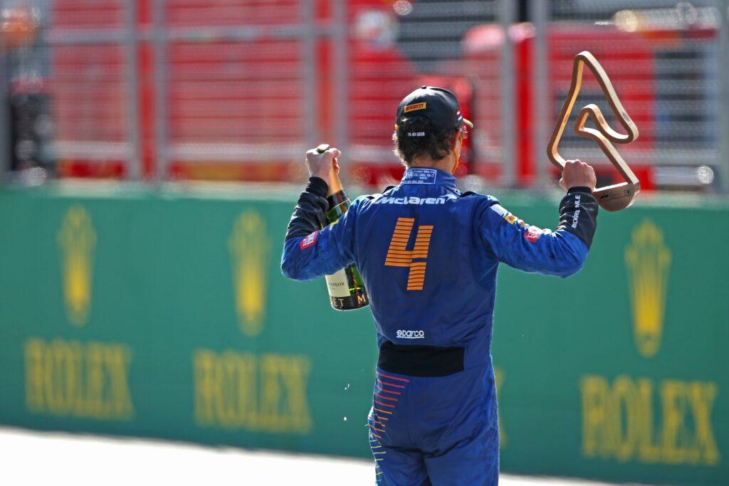 "F1 | McLaren, Norris sul podio a Zeltweg: ""Sono al settimo cielo!"""