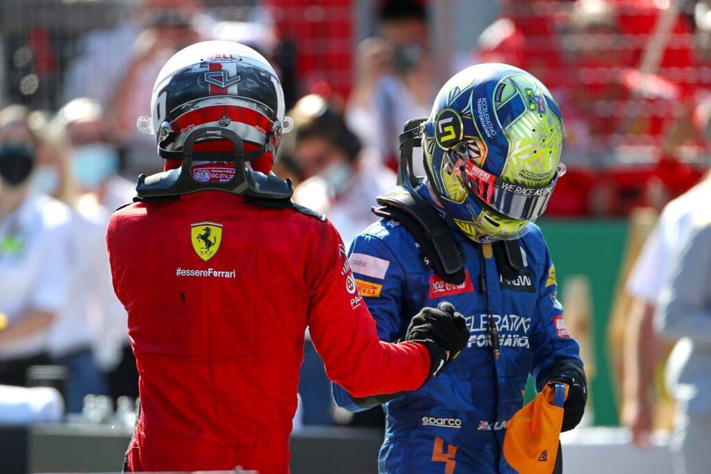 F1 | Pagelle GP Austria, Leclerc e Norris da applausi: Hamilton pasticcione