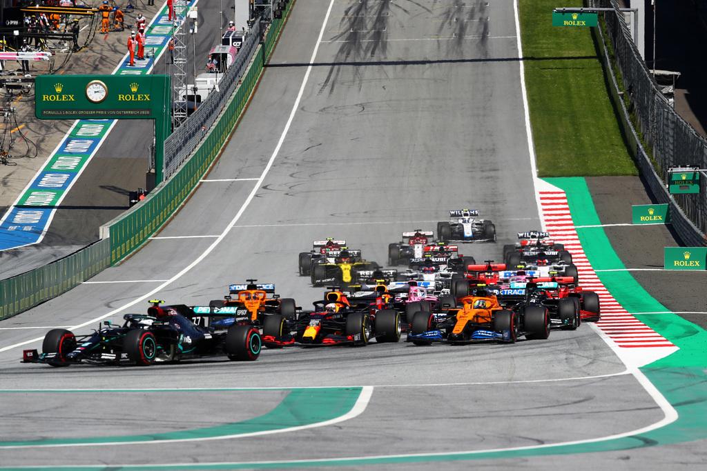 F1 | Gran Premio della Stiria 2020: anteprima e orari del weekend