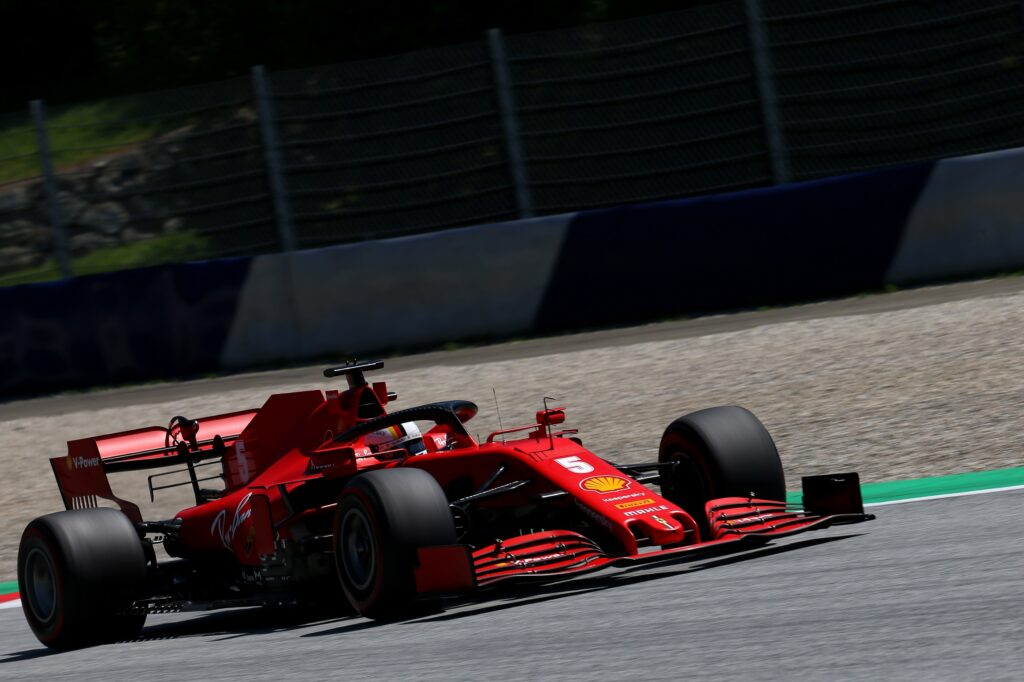 F1 | GP Stiria, analisi prove libere Ferrari: buon passo gara con le medie