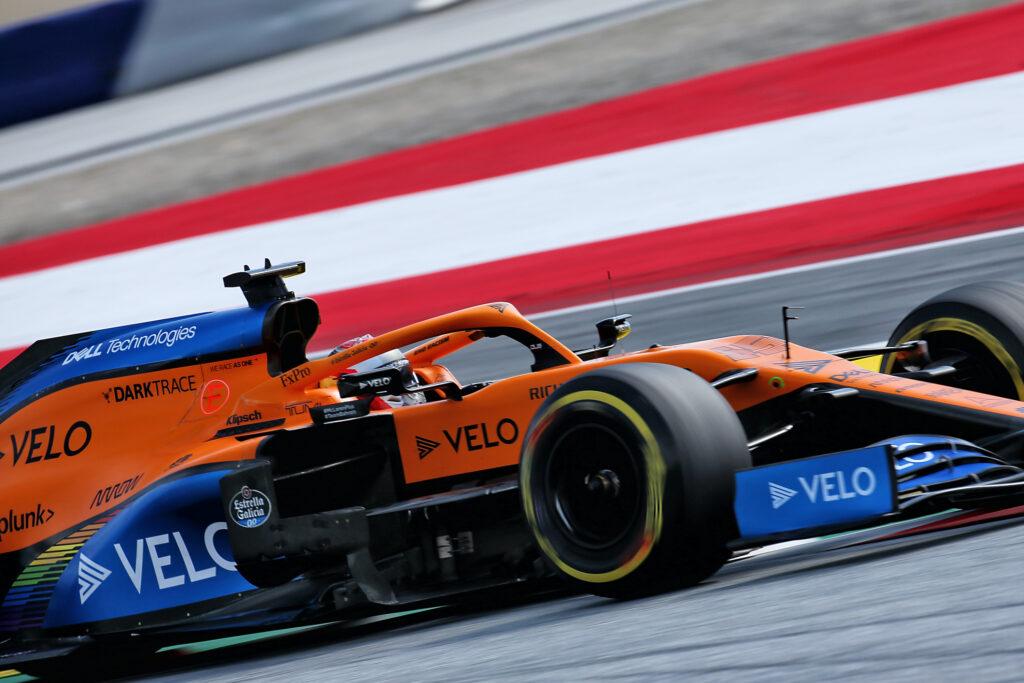 """F1   McLaren, Carlos Sainz: """"La pioggia potrebbe rendere tutto più interessante"""""""