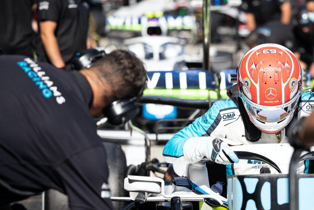 F1 | Williams, Russell e Latifi soddisfatti nonostante i problemi