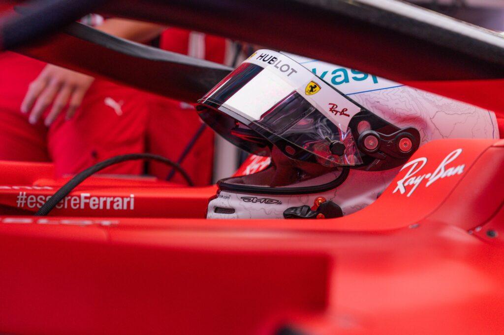 "F1 | Ferrari, Vettel: ""Sensazioni buone, macchina diversa dalla scorsa settimana"""