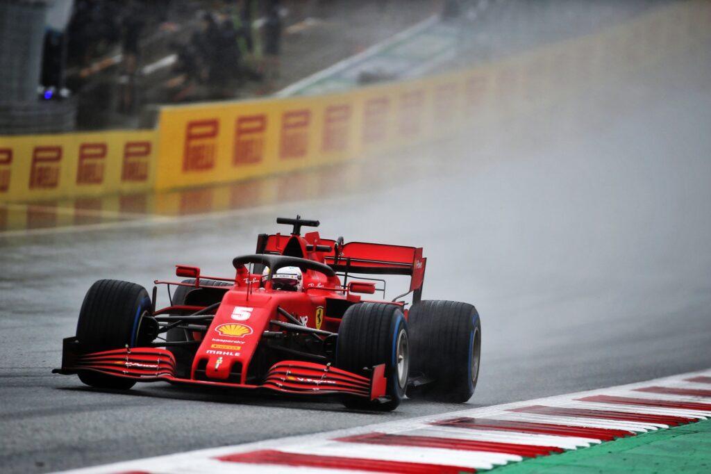 F1   Ferrari, Vettel partirà dalla quinta fila: undicesimo Leclerc