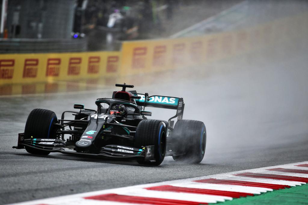 F1 | Gran Premio di Stiria: pole capolavoro di Hamilton