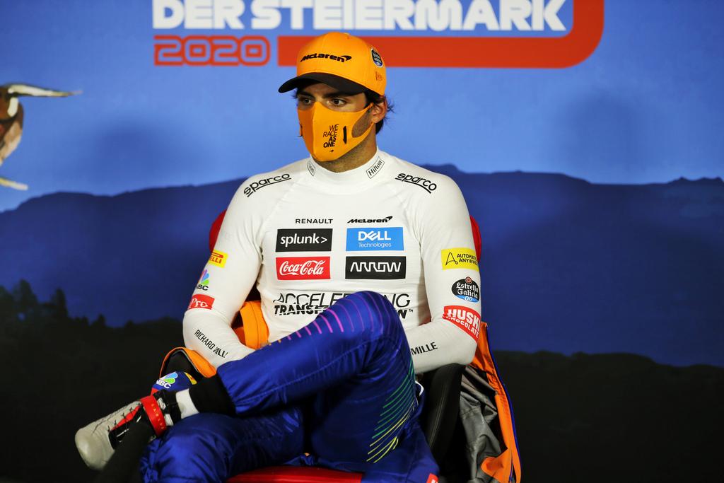 """F1   Sainz: """"Una delle mie qualifiche più difficili"""""""
