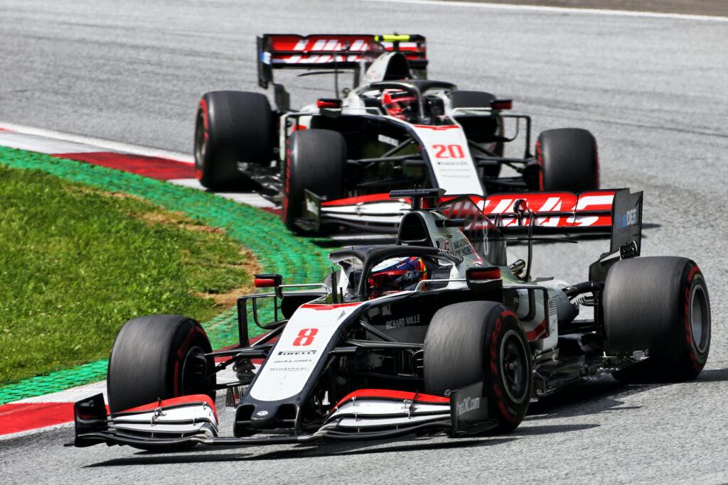 "F1   Haas, Magnussen e Grosjean positivi: ""La macchina è migliorata"""