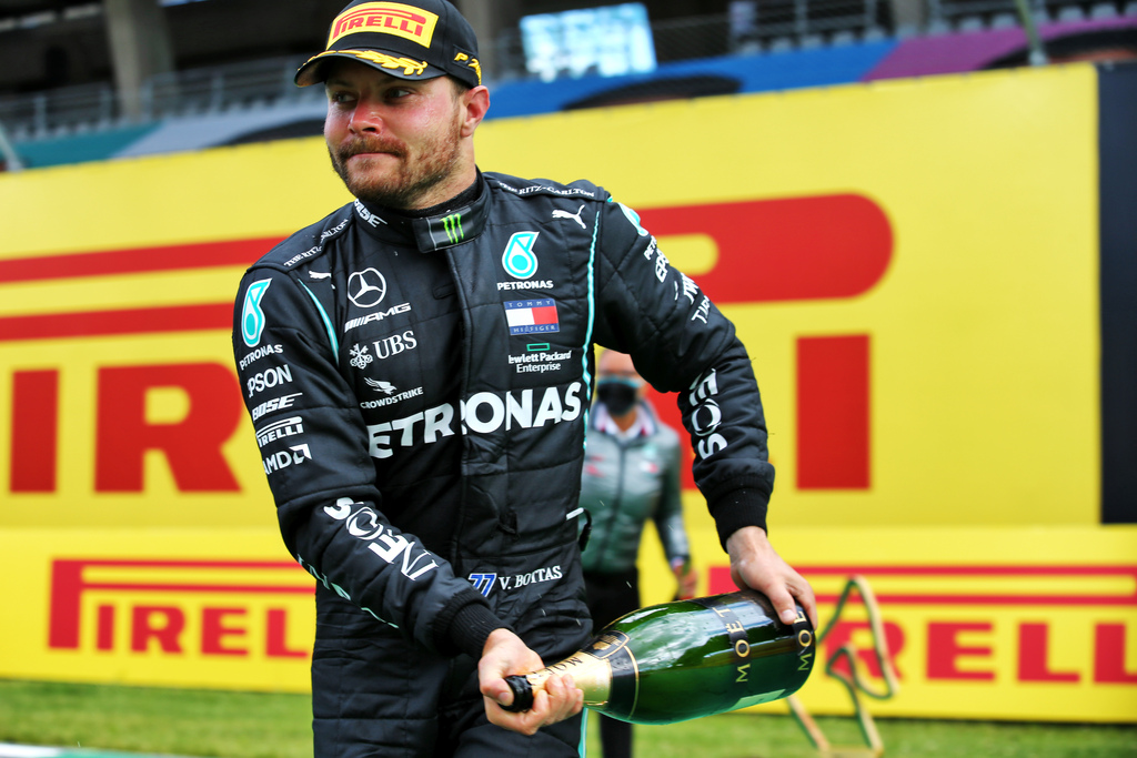 "F1 | Salo: ""Mercedes deve riconfermare Bottas"""