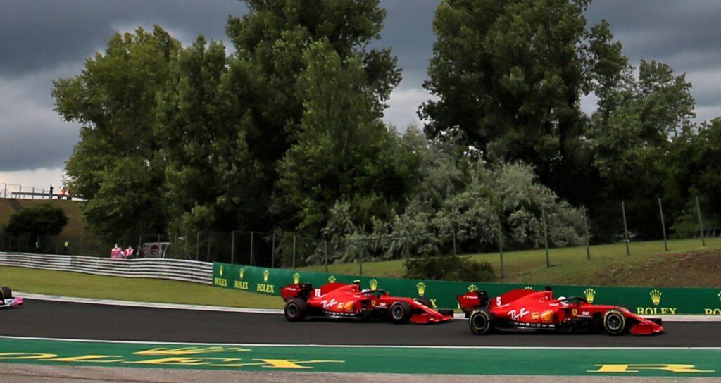"""F1   Norbert Haug: """"Insensata la lotta tra Vettel e Leclerc in Ungheria"""""""