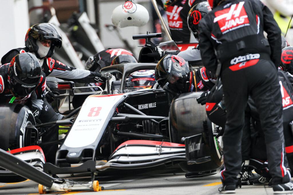 F1 | Haas, Magnussen e Grosjean penalizzati, ma entusiasti per la prestazione della VF-20
