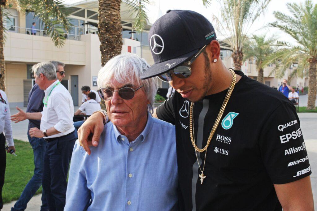 """F1   Ecclestone risponde a Hamilton: """"Sono stato il primo a mettere un pilota nero su una vettura di Formula 1"""""""