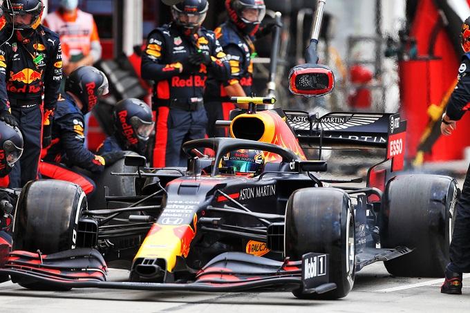 F1 | GP Gran Bretagna, Red Bull: Albon avrà un nuovo ingegnere di pista