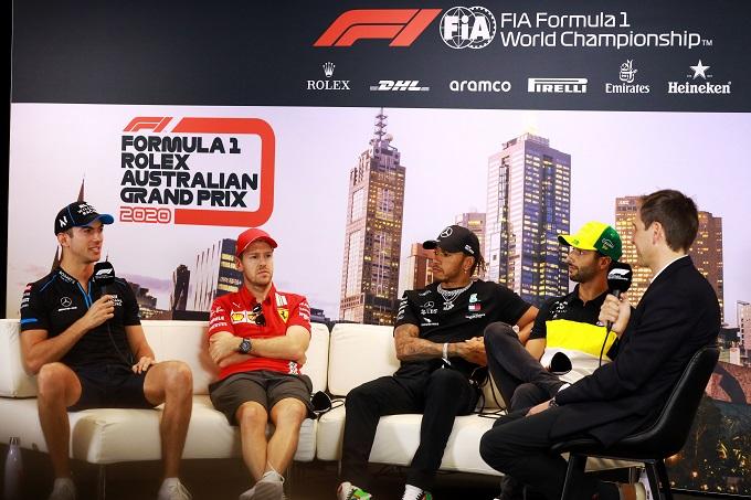 F1 | GP d'Austria: tutti i piloti saranno presenti alla conferenza stampa del giovedì