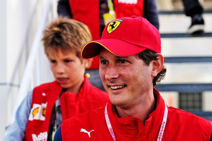 Ferrari, John Elkann :