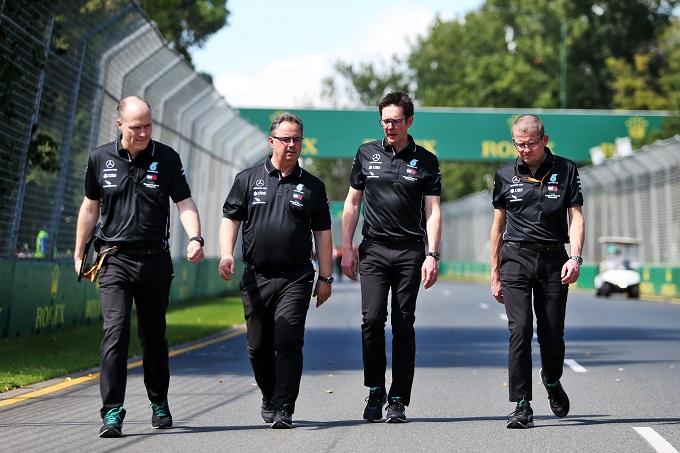 Formula 1 | Mercedes, Andrew Shovlin analizza le difficoltà incontrate nel periodo di shutdown