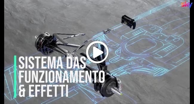 F1 | DAS, tutto sul sistema Mercedes: l'analisi di Matteo Bobbi allo SkyTech [VIDEO]