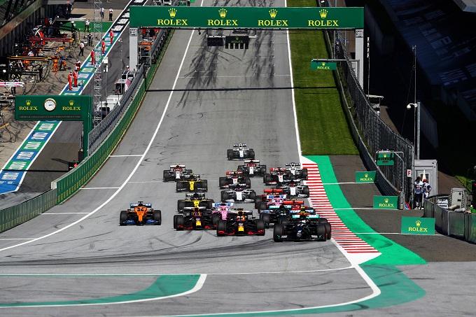 F1   GP d'Austria: l'analisi della gara
