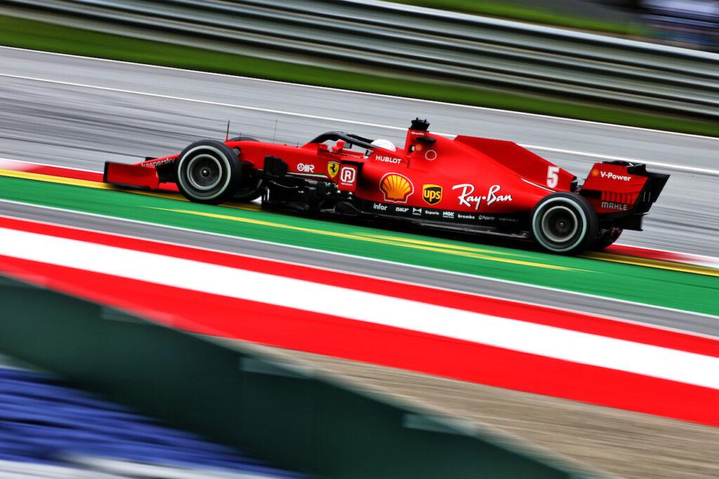 F1 | GP Austria, Ferrari dedica le FP3 alle qualifiche
