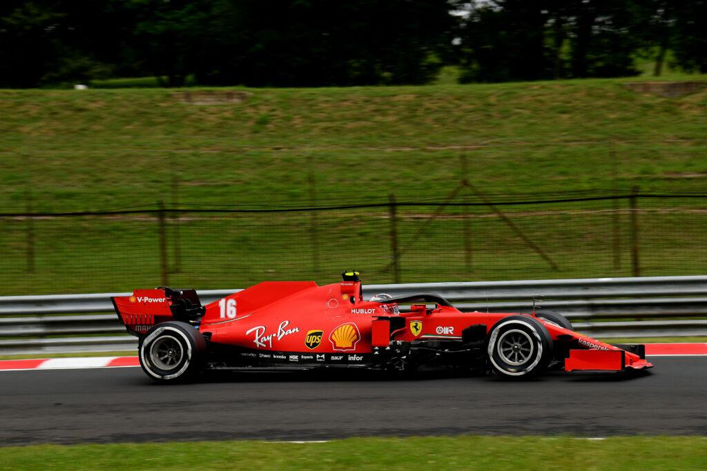 F1 | GP Gran Bretagna, Leclerc chiude le FP1 in quinta posizione