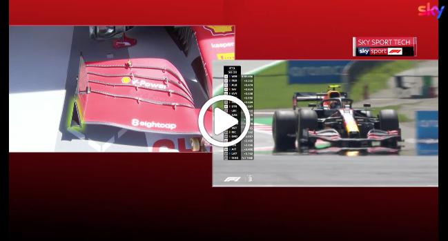 F1   Ferrari in pista con diverse novità: l'analisi di Bobbi allo Sky Tech [VIDEO]