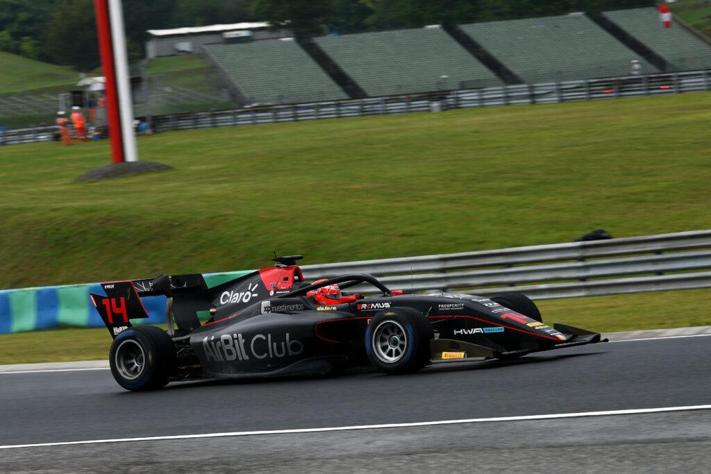 F3 | FDA, Fittipaldi alla scoperta di Silverstone