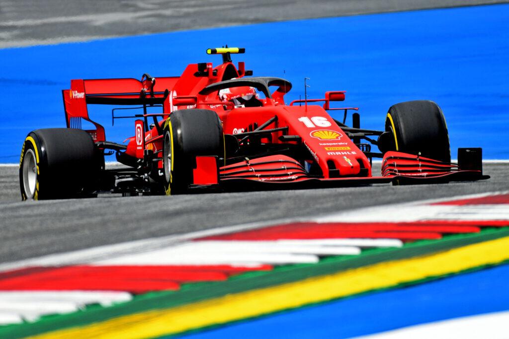 F1 | Leclerc fa miracoli come il miglior Alonso e regala una speranza alla Ferrari