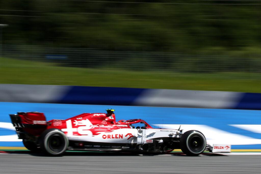 F1 | Kubica in pista nelle prime libere in Ungheria