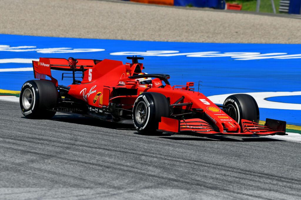 F1 | Ferrari, raccolta dati per Vettel e Leclerc nelle FP1