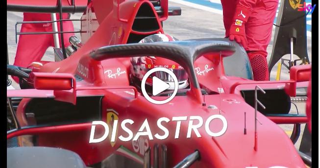 F1 | Leclerc-Vettel, incidente e le scuse: Stiria da dimenticare per la Ferrari [VIDEO]