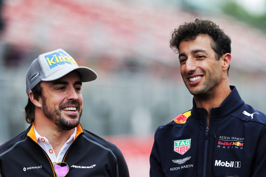 """Formula 1   Ricciardo: """"Il ritorno di Alonso? Lo trovo eccitante"""""""