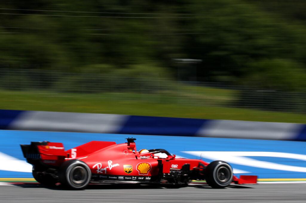 """Formula 1   Vettel sul GP d'Ungheria: """"Bello tornare in vettura"""""""