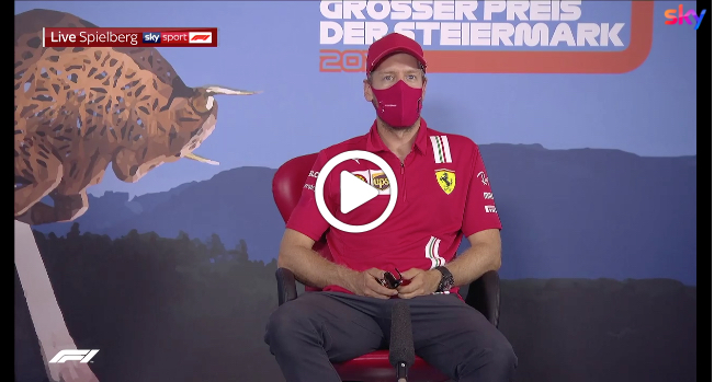 "Formula 1 | Vettel: ""Io in Red Bull? Sarebbe interessante"" [VIDEO]"