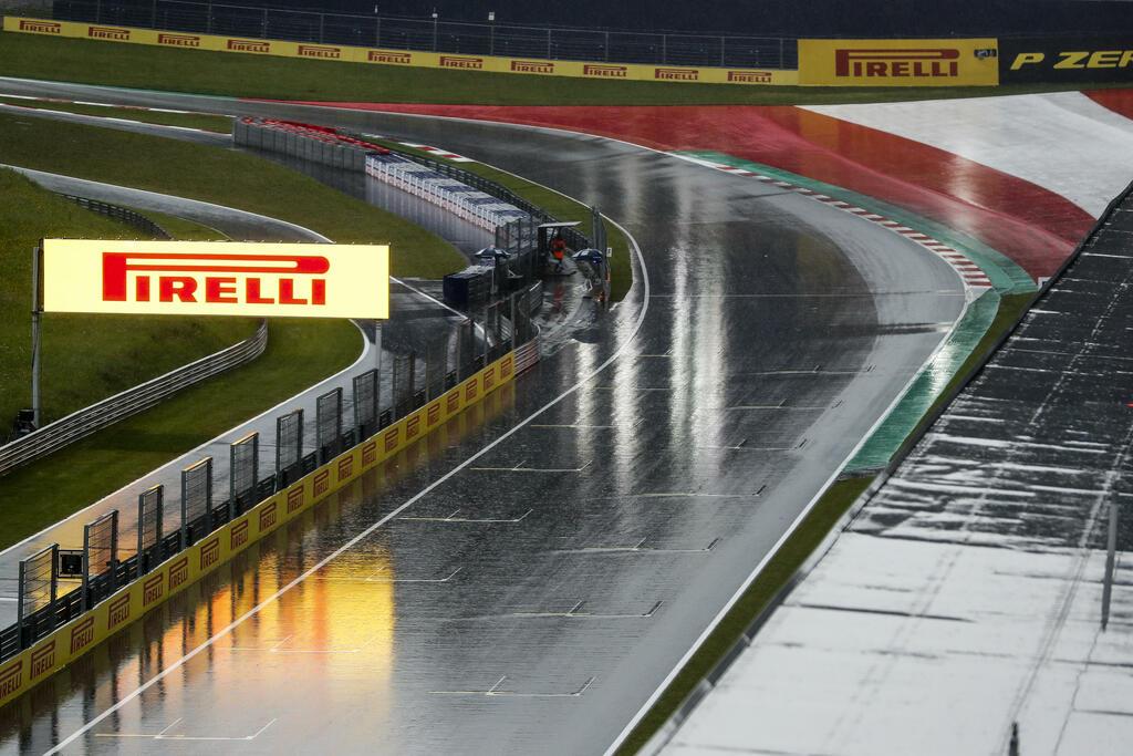 F1 | GP di Stiria: rimandate le terze libere causa pioggia intensa