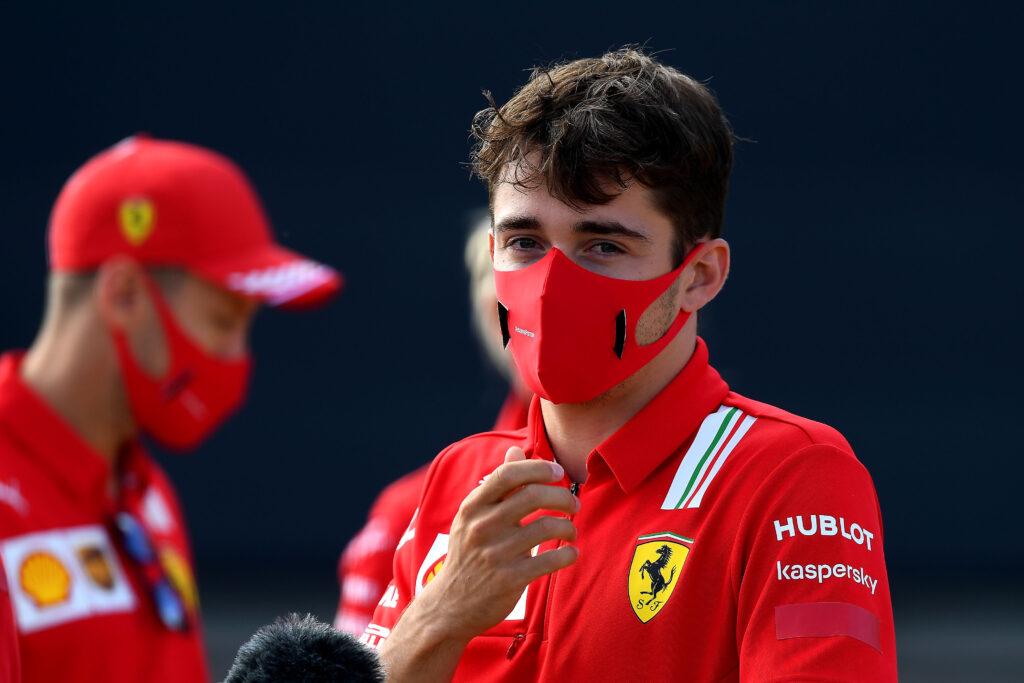 F1: Leclerc si ribella sui social, io non sono un razzista