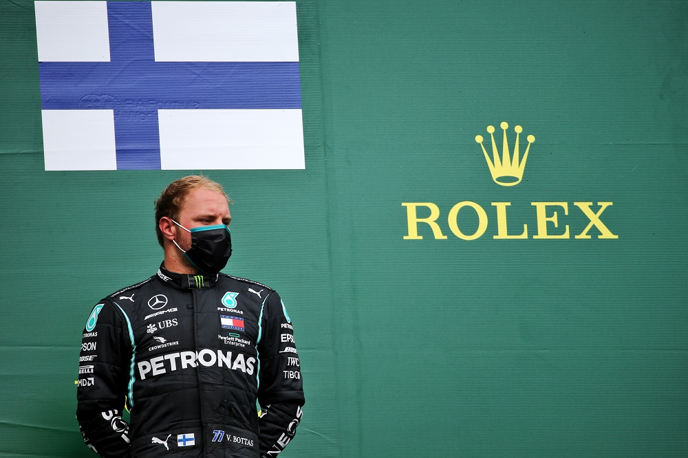 """F1   GP Belgio, Bottas: """"Hamilton è stato impeccabile"""""""
