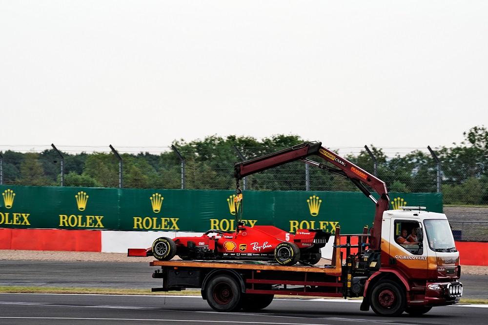 F1 | Penalità in vista per Vettel nella seconda parte di stagione?