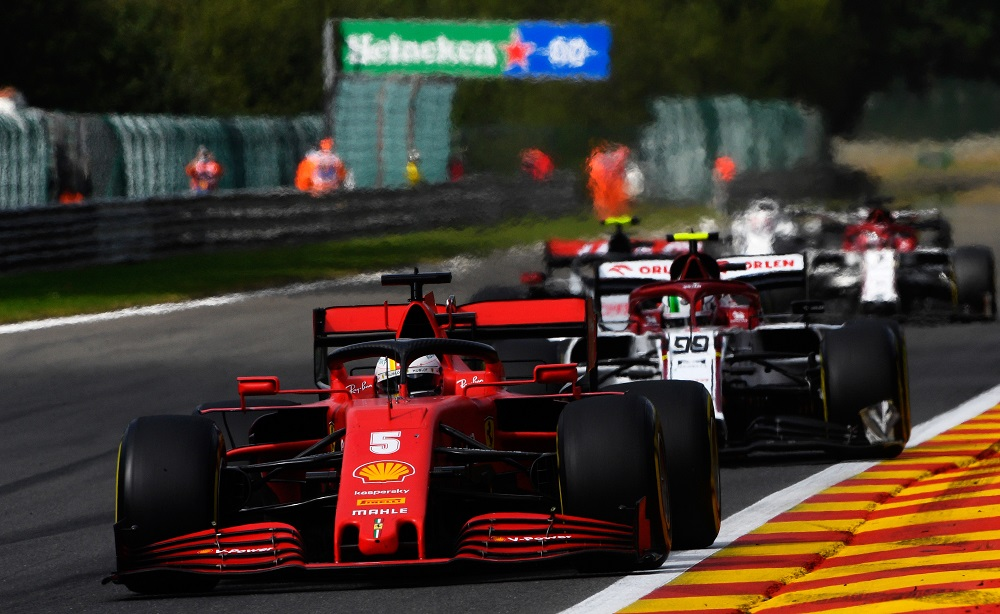 """F1   Vettel sul futuro: """"Non ho ancora firmato nulla"""""""